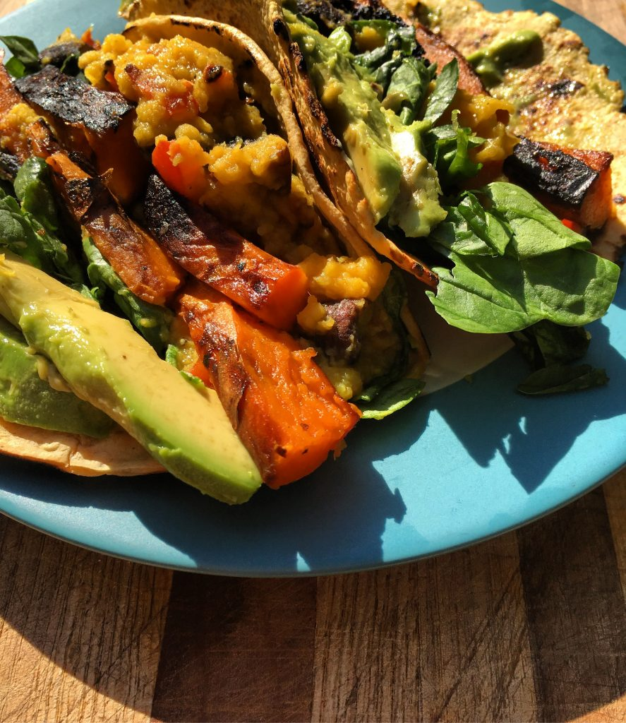 gentrified breakfast tacos